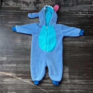 Stitch winter onesie 2T